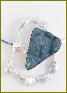 Hangers met kristallen